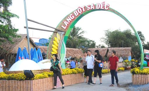 THDT - Trăm năm làng bột Sa Đéc - Điểm đến cuối tuần