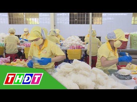 Sa Đéc tập trung hỗ trợ phát triển các sản phẩm chế biến từ gạo