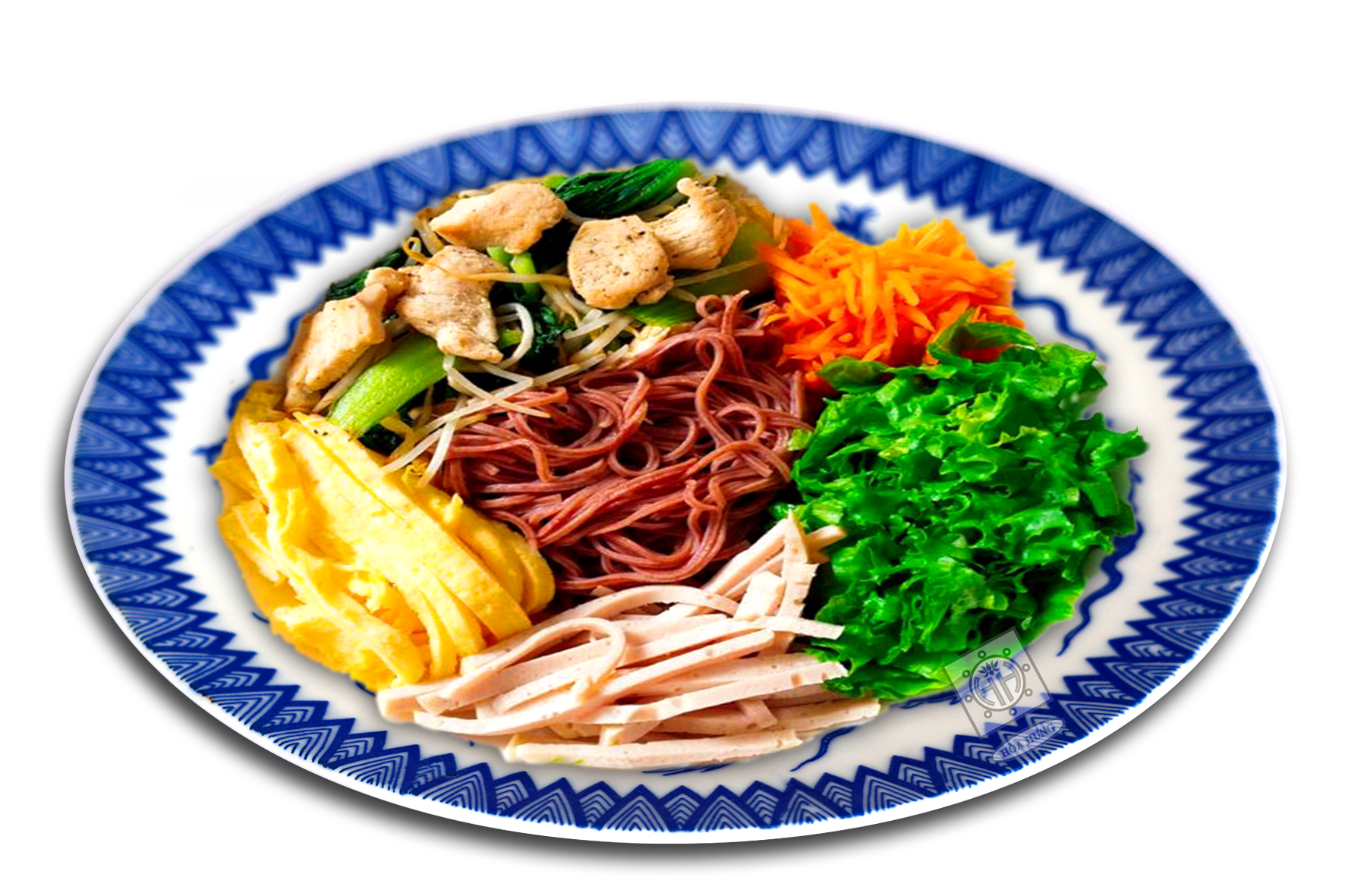 MIXED BROWN RICE NOODLES