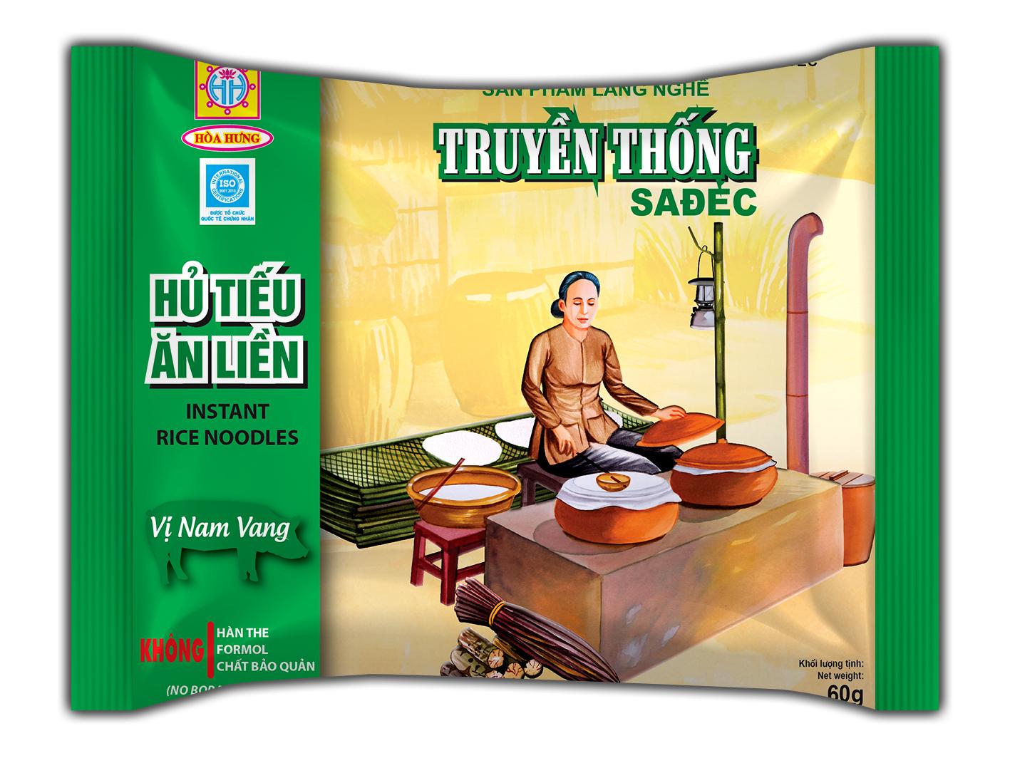 Hủ tiếu vị Nam Vang
