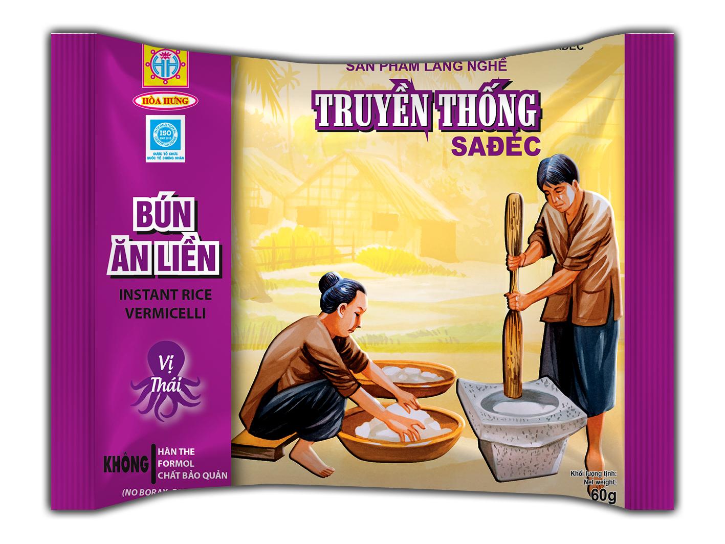 Bún vị Thái