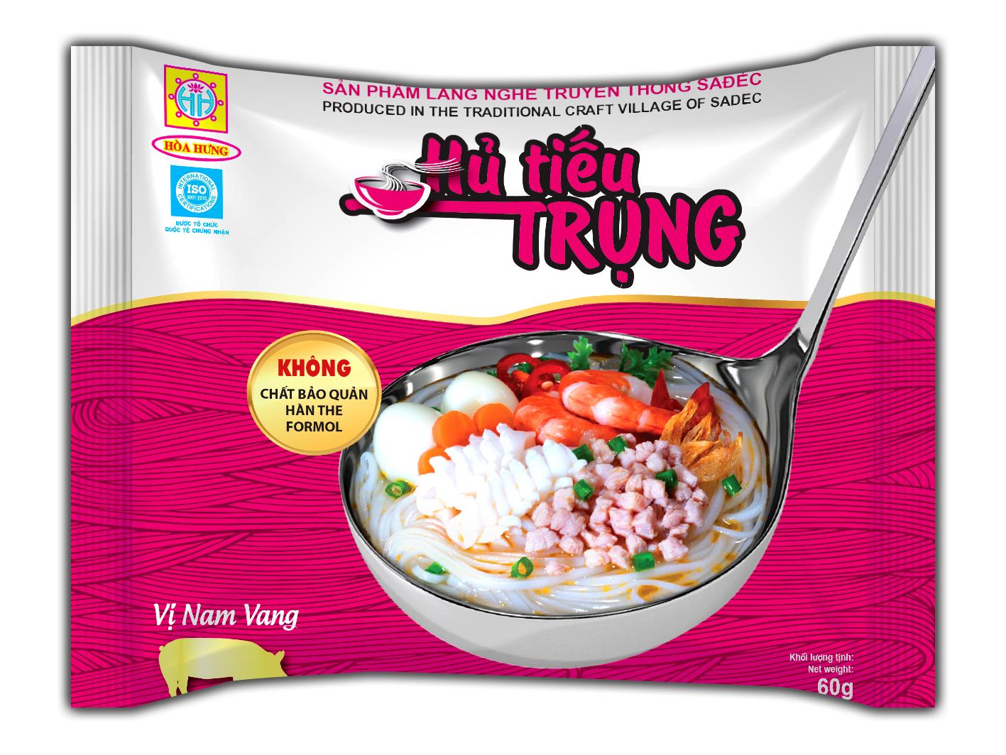 Nam Vang noodle soup