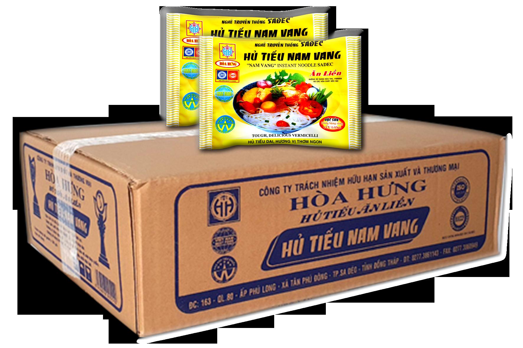 Nam Vang noodles